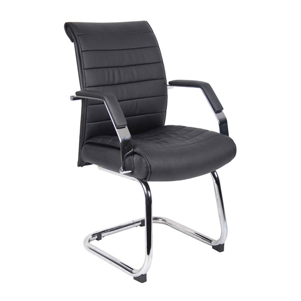Boss Ribbed Guest Chair B9449