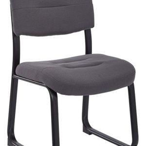 work-smart-woven-charcoal-fabric-visitor-chair-with-sled-base-fl1033-w12-fs-os-4