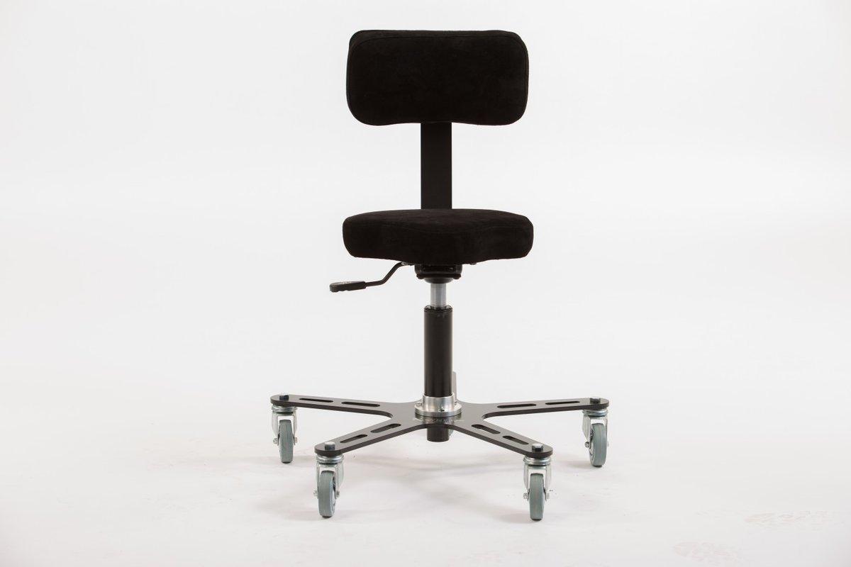 Synetik Sf 150 Welding Ergonomic Backrest Chair Ergoback Com