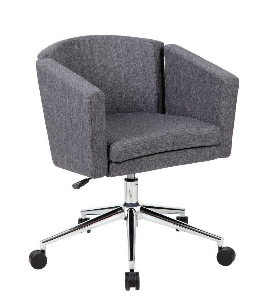Boss Metro Club Desk Chair B416c Ergoback Com