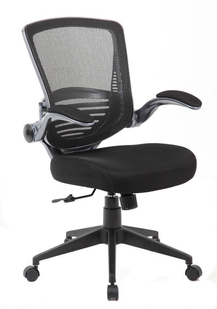 boss contemporary mesh task chair b6356 ergoback com