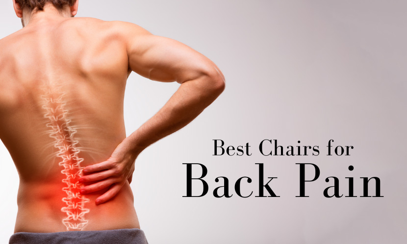 The Best Chairs for Back Pain